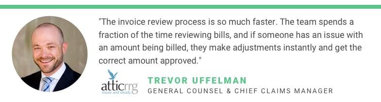 Trevor Case Study Quote