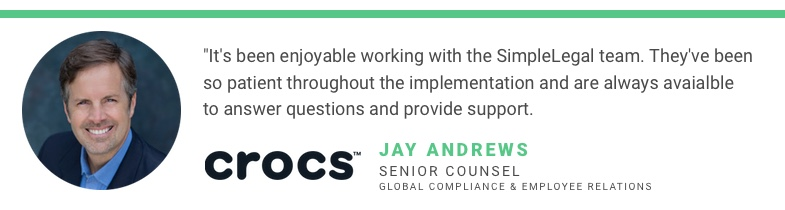 Jay Andrews Case Study Quote
