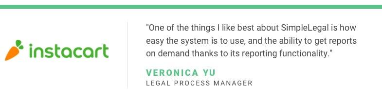 Veronica Yu Case Study Quote