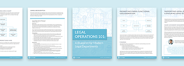 Legal operations 101 a blueprint for modern legal departments legal operations 101 bannerg malvernweather Images